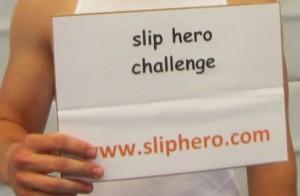 sign for slip hero challenge